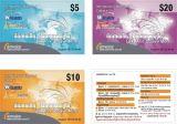 Impression de carte de sandwich et machine à étiquettes/étiqueteur