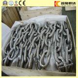 Ketting van uitstekende kwaliteit van het Anker van het Schip van de Ketens van de Link van het Anker van de Nagel de Zwarte/Hete Gegalvaniseerde van China