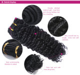 New 2016 Grade 7A Virgin Brazilian Cheveux en vrac pour le tressage 4 lots Lot 100% Human Wet and Onavy Brazilian Braiding Hair