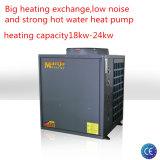 Alta efficienza di energia 12kw/18kw/22kw del mango & pompa termica più poco costosa dell'acqua calda