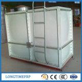 Tanque de água de frango retangulado com rosca SMC