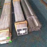 De geanodiseerde Buis van het Aluminium, Buis van het Aluminium van de Uitdrijving van het Aluminium de Elliptische