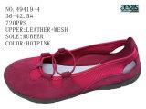No 49419 4 ботинка женщин цвета вскользь Stock