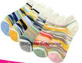 Mann-Frauen-Knöchel-Baumwolle Sports Terry-Socken