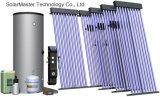 2016年のSolarmaster加圧太陽給湯装置システム