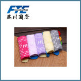 Eindeutige fünf Finger-Baumwollsocken
