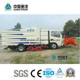 Isuzu HOWO DFAC Jmcシャーシが付いている専門の供給の通りの洗浄広範なトラック
