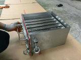 Сепаратор жидкостной роторной решетки нержавеющей стали высокого качества магнитный/магнитная штанга от фабрики машины минирование