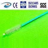 Médico endoscópico reutilizable Pinzas Cepillo de limpieza