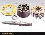 Pièces de rechange de pompe à piston de Vickers Pve Ta19 Mfe19 Pvh Pvbhydraulic et pièces de réparation