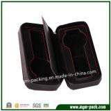 PU-ledernen Uhr-Kasten für Verpackung kundenspezifisch anfertigen