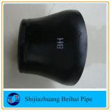Reductor concéntrico del acero de carbón del ANSI B16.9 A234 Wpb Sch40