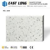 Pedra Polished barato Sparkling de quartzo para lajes de pedra projetadas por atacado
