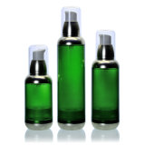 空気のないプラスチックローションポンプスプレーのびんを包む高品質明確な30ml 50ml 80mlの化粧品