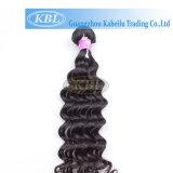 Человеческие волосы выдвижения волос вязания крючком естественные