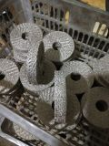 Maglia lavorata a maglia compressa S. dello S. per l'elemento filtrante