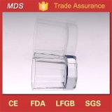 Taza de cristal de la prueba hexagonal de los fabricantes de la cristalería para la venta