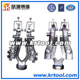 Carcaça do aperto da precisão da alta qualidade para as peças de alumínio