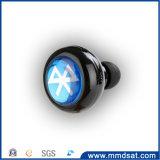 Auriculares sem fio escondidos frescos de Bluetooth da ceia Mini-um