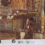 Yingcai 1m Aqua-Druck-Film des Breiten-weißer Stein-3D