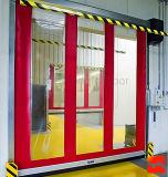 Автоматическая пластичная дверь завальцовки (HF-2033)
