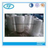 LDPE-flache Unterseiten-Raum-Nahrungsmittelgrad-Plastiknahrungsmittelbeutel