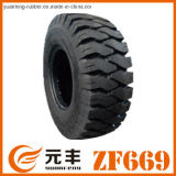 Industrielles Vehicle Tyre, Mini Loader Tyre, Solid Tire für Balanced Forklift,