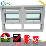 UPVC Double Glaze WindowsおよびDoors、PVC Double Hung Vertical Sliding Window
