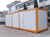 Пожаробезопасная дом контейнера Австралии стандартная полуфабрикат модульная