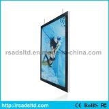 中国の工場からの新式の広告の表示LED磁気ボックス