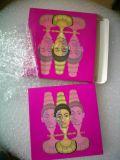 Estilo de Juvia Lugar nubio 12 cosméticos del color de ojos paleta de sombra de color de la serie 3
