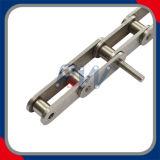 C2050 (304) a étendu la chaîne d'acier inoxydable de Pin
