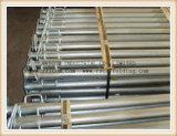 Glavanizedの建築構造のための調節可能な支注の支柱の足場支柱の鋼鉄支柱