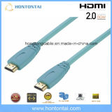 24k haute vitesse Prix Or HDMI Cable Factory