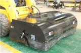 Pequeño cargador delantero del buey de los petimetres Ws75skid de los dispositivos de protección en caso de volcamiento del Ce de la caja del lince del cargador