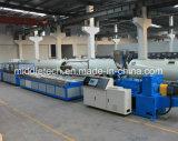 Protuberancia del techo del PVC que hace la máquina