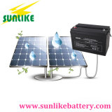 Batería de plomo 12V100ah de la potencia del panel solar para el sistema de la UPS