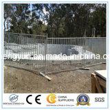 安全金属の塀の通行人の往来の一時群集整理の障壁