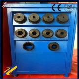 販売のための高圧油圧ホースのひだが付く機械