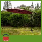 2mの外の庭の傘のバナナの傘