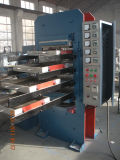 PLC制御Syetemを用いるXlb 600*600*4rubberの床のマットの農産物機械