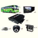 Автомобиль Mdvr HDD принимает H. 264, Buile-в модели GPS для BYD (Ht-6505)