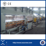 Exportation de la machine en plastique d'extrudeuse de pipe