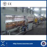 Exportación de la máquina plástica del estirador del tubo