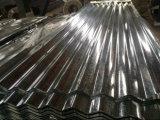 лист толя 0.20mm Sgch гофрированный строительным материалом гальванизированный стальной