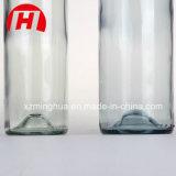 botella de cristal del whisky del alcohol de los vidrios de vino rojo 750ml