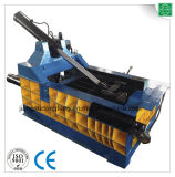 Presse hydraulique de Y81f-160A pour l'acier de cuivre en aluminium de fer de rebut (CE)