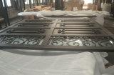 Anti-Rust Luxury Design Iron Security Garagem Portas