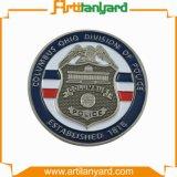 Fabrik Diect Qualitäts-Metallherausforderungs-Münze