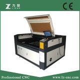 Petites gravure de laser de commande numérique par ordinateur et machine de découpage